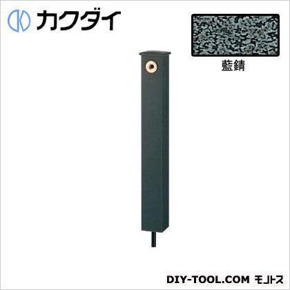 カクダイ(KAKUDAI) 庭園水栓柱 藍錆 624-195
