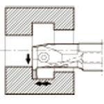 京セラ 溝入れ用ホルダ (KIGMR4032B4V) 1個