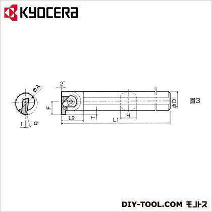 京セラ ホルダー (GIVR4032-1C) 金工用アクセサリー 金工 アクセサリー