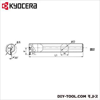 京セラ ホルダー (KGIAR6650B-5) 金工用アクセサリー 金工 アクセサリー