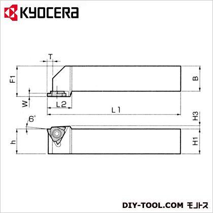 京セラ ホルダー (KTGR2525M22-15) 金工用アクセサリー 金工 アクセサリー