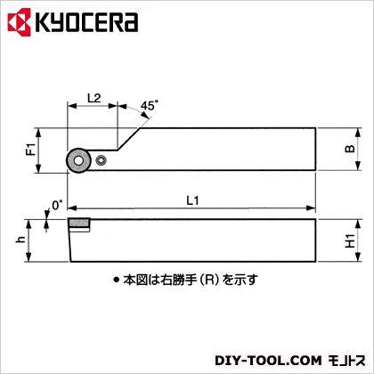 京セラ ホルダー (PRXCL2525M-12) 金工用アクセサリー 金工 アクセサリー