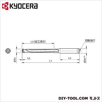 京セラ ホルダ- THD07212  SS25-DRC210M-8
