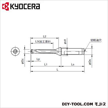 京セラ ホルダ- THD07390  SF25-DRC210M-5