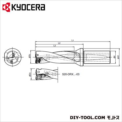 京セラ ホルダ- THD10412  S40-DRX450M-4-14