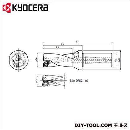 京セラ ホルダ- THD10480  S40-DRX520M-2-17