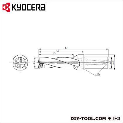 京セラ マジックドリル  S40-DRZ54162-20
