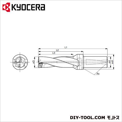 京セラ マジックドリル  S40-DRZ55165-20