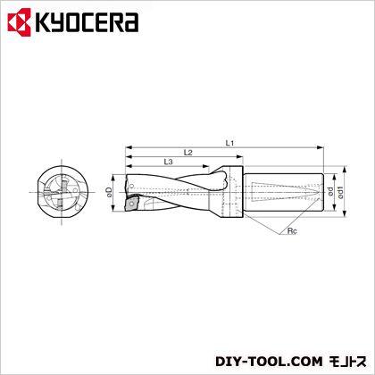 京セラ マジックドリル  S40-DRZ58116-20