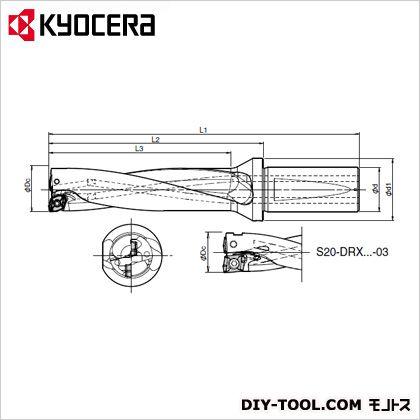 京セラ S25-DRX160M-5-05  S25-DRX160M-5-05