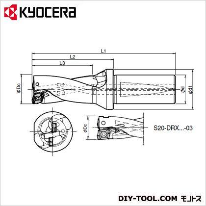 【最安値に挑戦】  FACTORY S25-DRX230M-2-07:DIY ONLINE  京セラ SHOP S25-DRX230M-2-07-DIY・工具