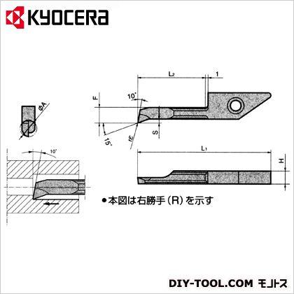 京セラ チップ TWE00538 (WBGT080201L-F KW10) 10個