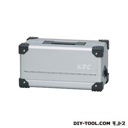 KTC 両開きメタルケース シルバー EK-10A