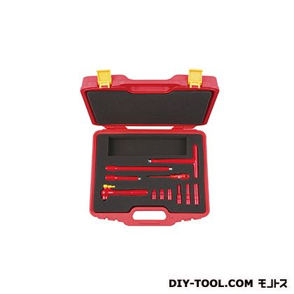 KTC 絶縁工具セットA (ZTB311A) ケイティシー 工具セット 工具セット