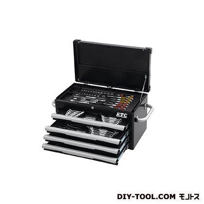 最高の品質の KTC ONLINE NTX8700BKA FACTORY ネプロスツールセット(70点組) ブラック 70点組:DIY SHOP-DIY・工具