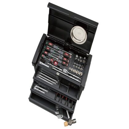 KTC EKR-103セット ブラックxブラック (SK36617EBK)