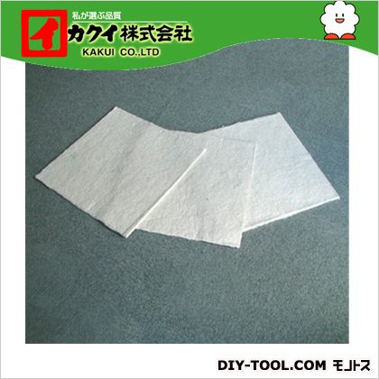 カクイ オイルキャッチャー 幅×奥行×高さ:50×50×0.4cm K-50(5KG) 100 枚