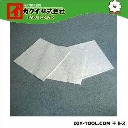 カクイ オイルキャッチャー 幅×奥行×高さ:65×65×0.4cm K-65 100 枚