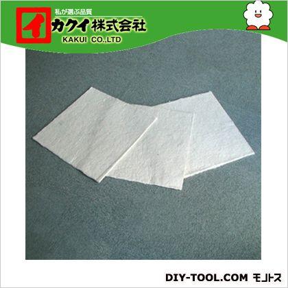 カクイ オイルキャッチャー 幅×奥行×高さ:65×65×0.4cm K-65タイプ2 100 枚