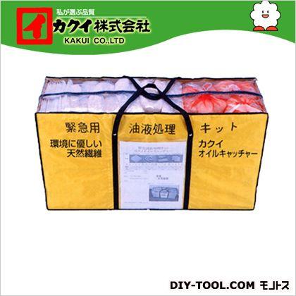カクイ 油吸着シート 幅×奥行×高さ:33×100×57cm キンキユウキツト 1 個