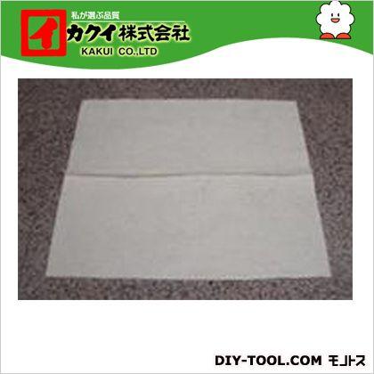 カクイ オイルキャッチャー 幅×奥行×高さ:97×100×0.4cm K-97×100 50 枚