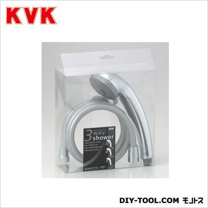 KVK 3wayシャワーセット ホース長:1.6m PZ986-2