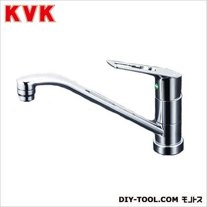 流し台用シングルレバー式混合栓・吐水口回転規則120度 ケイブイケイ 混合栓 シングルレバー混合栓