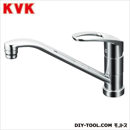 流し台用シングルレバー式混合栓・吐水口回転規則80度 ケイブイケイ 混合栓 シングルレバー混合栓