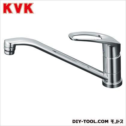 KVK 流し台用シングルレバー式混合栓  KM5011ZTSS