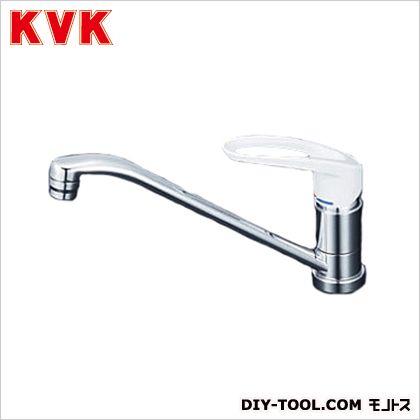 KVK 流し台用シングルレバー式混合栓  KM5011SS