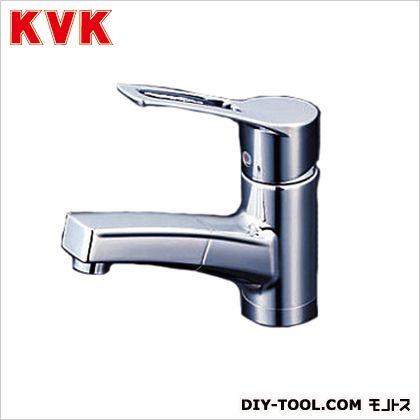 KVK 洗面用シングルレバー式混合栓 奥行×高さ:148×625mm KM8001T