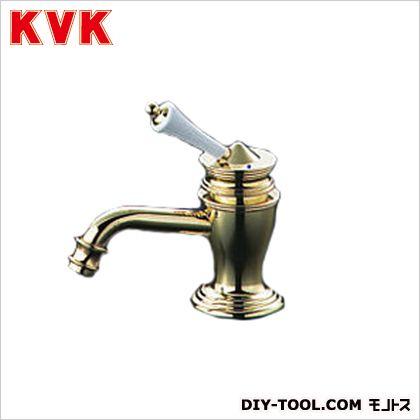 KVK 洗面用シングルレバー式混合栓 奥行×高さ:150×474mm KM701ZGD