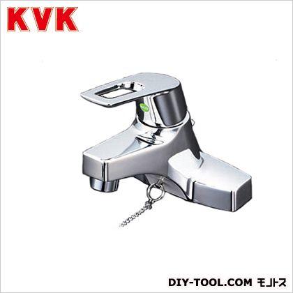 KVK 洗面用シングルレバー式混合栓 幅×奥行×高さ:142×125×208mm KM7014ZTEC