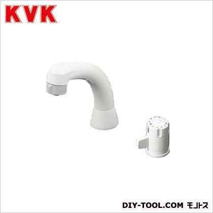 KVK サーモスタット式洗髪シャワー 奥行:135mm KF125N