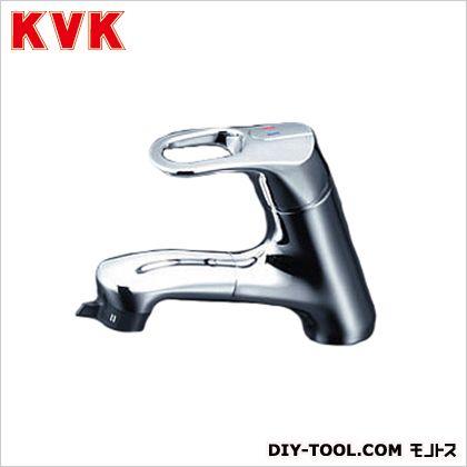 洗面用シングルレバー式シャワー付混合栓 ケイブイケイ 混合栓 洗面用シングルレバー混合栓