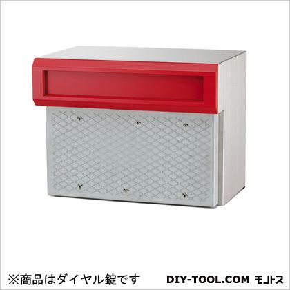 Kowa索尼亞郵筒SONIA埋入箱型C型組合鎖紅27*29*39cm(C905R)Kowa索尼亞郵筒、宅配箱墻帳單郵筒