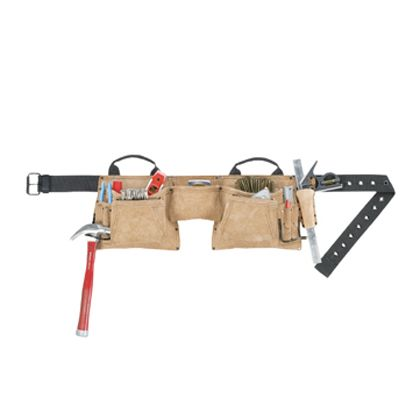 クニーズ 腰袋(両側・ベルト付) (AP-527X)
