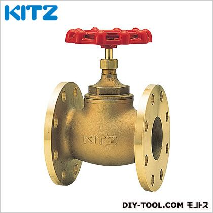 KITZ 青銅製グローブバルブ (BH2B[50A])
