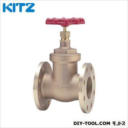 KITZ 青銅製グローブバルブ (DBH3/4B[20A])