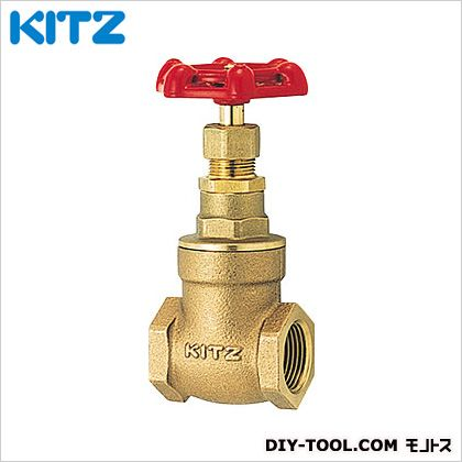 KITZ 青銅製ゲートバルブ (E2B[50A])