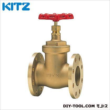 KITZ 青銅製ゲートバルブ (EBH1B[25A])