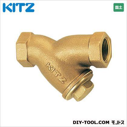KITZ 黄銅製Y型ストレーナ (YK2B[50A])