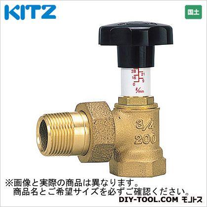 KITZ 青銅製ファンコイルバルブ (INAH1B[25A])
