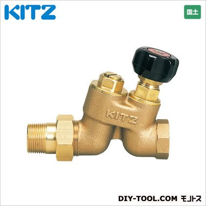 KITZ 青銅製定流量弁 (BS15A[20×15]-5L/MIN.)