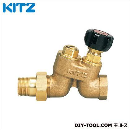 KITZ 青銅製定流量弁 (BS20A[20×20]-7.5L/MIN.)