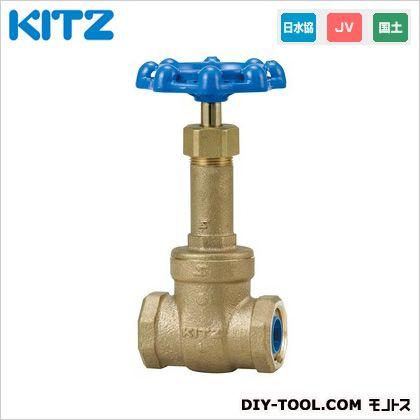 KITZ 鉛フリー青銅製ゲートバルブ (MNW2B[50A])