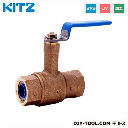 KITZ 鉛フリー青銅製ボールバルブ (TLNW1.1/2B[40A])