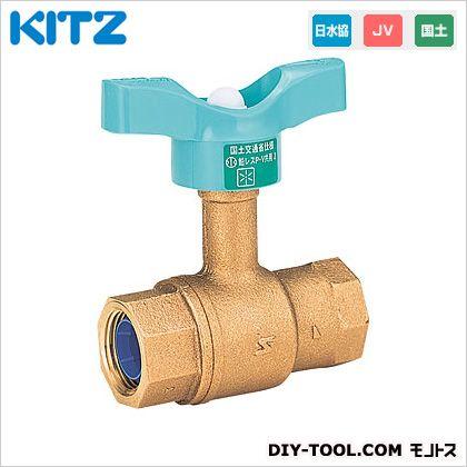 KITZ 鉛フリー青銅製ボールバルブ (TLTNW1.1/4B[32A])