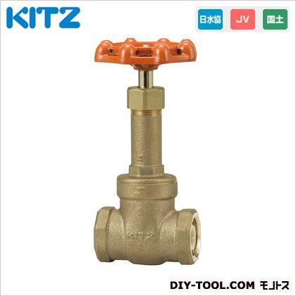 KITZ 鉛フリー青銅製ゲートバルブ (LNH2B[50A])
