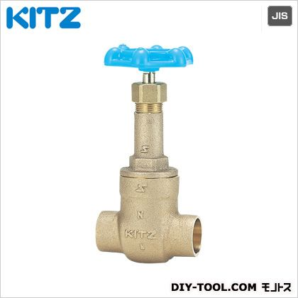 KITZ 給水用青銅製ゲートバルブ (CMN1.1/2B[40A])